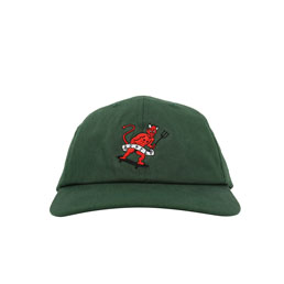 Supply Devil Within Cap - Green