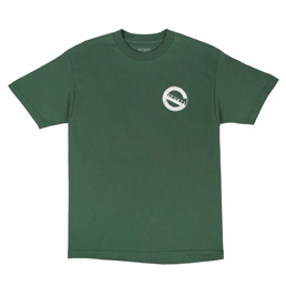 Sports Class Shadow Logo T-Shirt Green