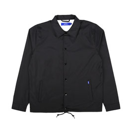 Supply College Coach Jacket - Black