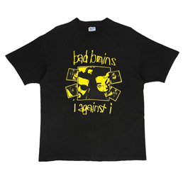 Bad Brains - I Against I T-Shirt