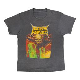 Nuclear Assault - Survive 1988 Tour T-Shirt