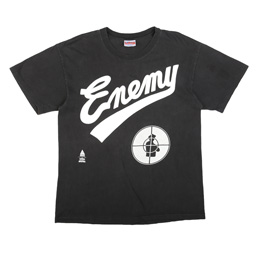 Public Enemy - Baseball Asiatic T-Shirt