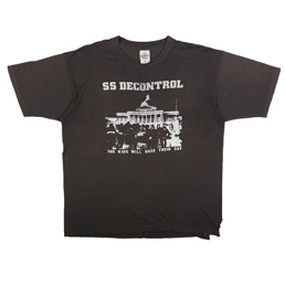 SS Decontrol - The Kids Will Have Their Say T-Shir
