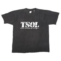 T.S.O.L - Promo T-Shirt