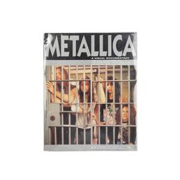 Metallica Visual Documentary Book