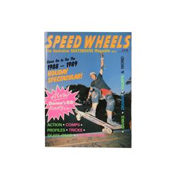 Speed Wheels Mag No.3