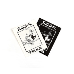 Suicidal Tendencies Lance Mountain Sticker Pack