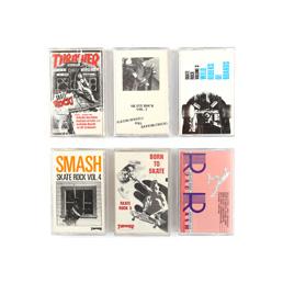 Thrasher Skate Rock Vol 1-6