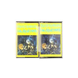 Iron Maiden - Live After Death Cassette Set