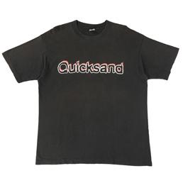 Quicksand 2-Tone T-Shirt - Black