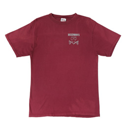 Descendents Everything Sucks T-shirt - Maroon