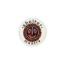 Shelter Mantra Patch