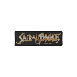 Suicidal Tendencies Woven Patch