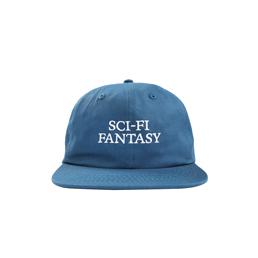 Sci-Fi Fantasy Logo Hat Blue