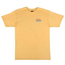 Sci-Fi Fantasy Madarin T-Shirt Yellow