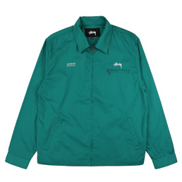Supply x Stussy Garage Jacket - Blue