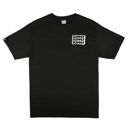 Supply Instigators T Shirt - Black