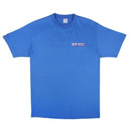 Supply New Wind T Shirt -  Royal