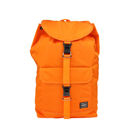 Head Porter Rucksack- Orange