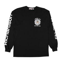 Richardson Strawberry Teamster L/S T-Shirt Black