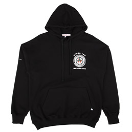 Richardson Strawberry Teamster Hoodie Black