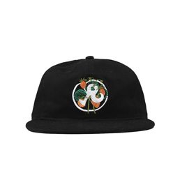 Richardson Strawberry Hat Black