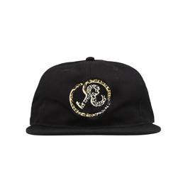 Richardson Leopard Glyph Hat Black