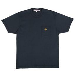 Richardson Pocket Glyph T-Shirt Blue