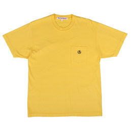 Richardson Pocket Glyph T-Shirt Saffron