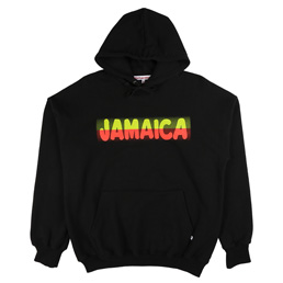 Richardson Jamaica Hoodie Black