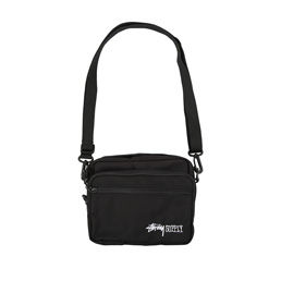 Supply x Stussy Shoulder Bag - Black