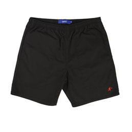Supply Short Devil Embroidery - Black