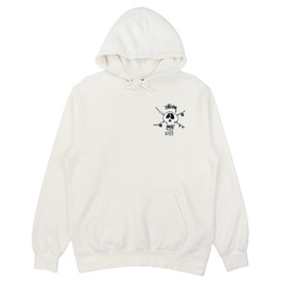 Supply x Stussy Skull Hood - Natural