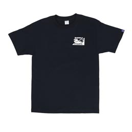 Supply Verbal Assault Tee Navy