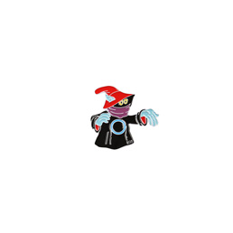 Orko Crash Pin