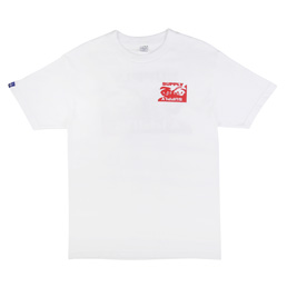 Supply Verbal Assault PP T Shirt - White