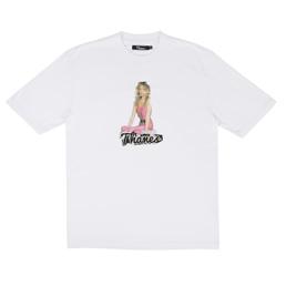 Thames Debbie T-Shirt - White