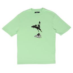 Thames Eros T-Shirt- Neon Green