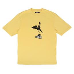 Thames Eros T-Shirt- Neon Yellow