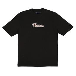 Thames Logo T-Shirt - Black