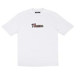 Thames Logo T-Shirt - White