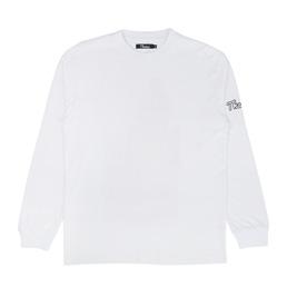 Thames More Girls L/S T-Shirt White