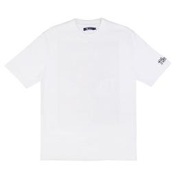 Thames Queen S/S T-Shirt White