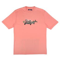 Thames Liz T-Shirt Coral
