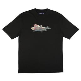 Thames Liz S/S T-Shirt Black