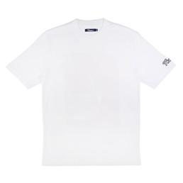 Thames Shag S/S T-Shirt White