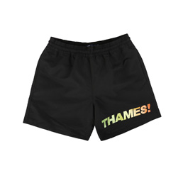 Thames Fantastic Swimming Shorts Black