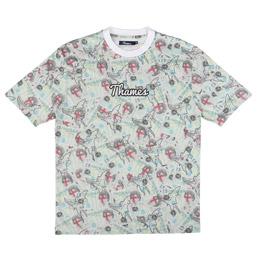 Thames Skydiver Logo T-Shirt Multi