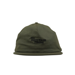 The Duct Tape Years Panel Snapback Olive