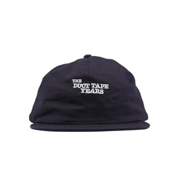 The Duct Tape Years Panel Snapback Navy